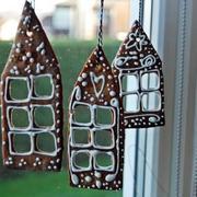 田园风格窗户设计图片