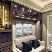 宜家风格三室一厅装修