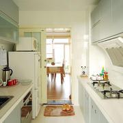 清新风格公寓设计