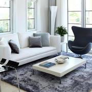 别墅客厅沙发图片