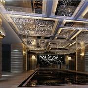 会所天花板设计