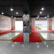 汽车美容店地板装修