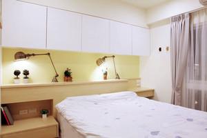 100平米日式休闲舒压一居房屋装修效果图