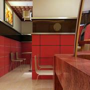 快餐店走道设计