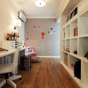 公寓书房图片