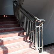 自然风格楼梯扶手装修