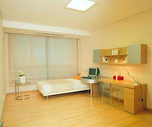 豪华与实用同在:大户型卧室地板砖装修效果图欣赏