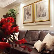 温馨型三室一厅设计
