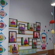 教室背景墙布置