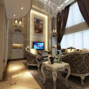 精致的别墅客厅