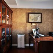 三室一厅书房装饰