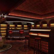 现代创意型酒窖