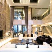 豪华型别墅客厅