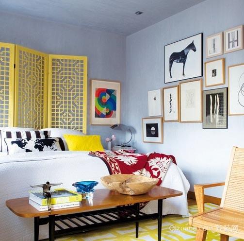 属于新一代年轻人的波普艺术家居装饰效果图