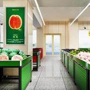水果货架设计