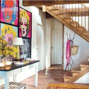 家居楼梯装饰