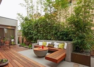 一方净土:让你的心静下来的家居露台装修设计效果图