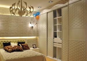 超越一切的经典:大户型家装索菲亚衣柜设计效果图欣赏