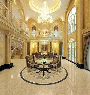 豪华别墅客厅装修效果图欣赏大全