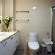 两室一厅卫生间
