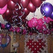 气球吊顶装饰