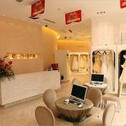 婚纱影楼大厅设计