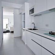 公寓厨房案例