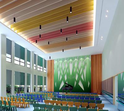 现代幼儿园教室布置设计图片大鉴赏