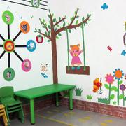 创意型幼儿园教室墙面