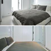 公寓卧室图片