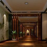 会所走廊设计