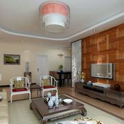 三室两厅客厅设计
