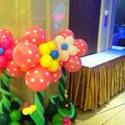 宜家风格气球装饰
