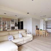 自然风格三室一厅