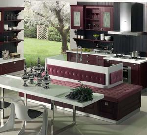 时尚风格厨柜设计