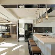 单身公寓吧台设计