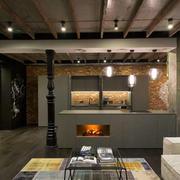 现代创意型三室两厅