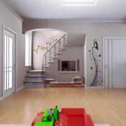 客厅踢脚线设计