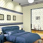 卧室墙纸设计