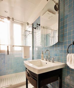 120平米自由随意的香梅之约古典美式三居装修效果图