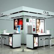 开放式展示柜设计