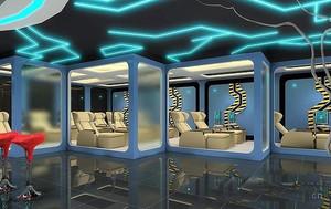 网吧包厢设计