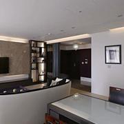 三室一厅背景墙设计