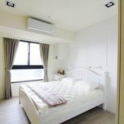 白色简约风格三室一厅
