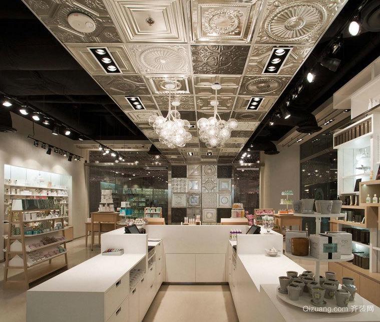 做好生意的秘籍:都市特色店面装修设计效果图欣赏