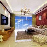 现代创意型室内装修