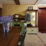 自然风格三室两厅