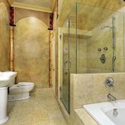 宜家风格浴室设计