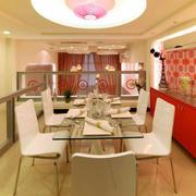 复式楼餐厅设计