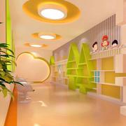 美观的幼儿园教室墙面